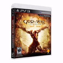 God Of War Ascension Ps3 Em Português - Frete 10,00