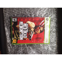 Red Dead Redemption Para Xbox 360 + Mapa
