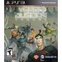 Young Justice Legacy Ps3 Original Mídia Física Lacrado