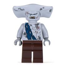Lego Boneco Series Pirates Of The Caribbean - Maccus