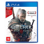 Ps4-the Witcher 3 Wild Hunt Português Original-leilão R$1,00