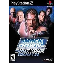 Wwe Smackdown! Shut Your Mouth Ps2 Patch Disco Impresso