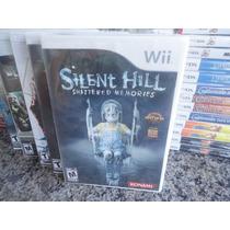 Silent Hill Shattered Memories Wii - Lacrado - Original