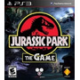 Jurassic Park The Game Ps3 - Psn Digital