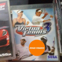 Virtua Tennis 3 - Playstation Ps3 - Midia Fisica