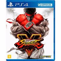Street Fighter V 5 Ps4 Em Português - Frete Grátis