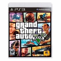 Gta 5 V Grand Theft Auto 5 V Ps3 Português Ps3 - Frete 10,00