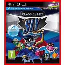 Sly Cooper Collection Ps3 Psn Três Jogos Em Um Promocao