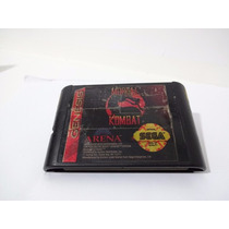 Mortal Kombat - Jogo De Mega Drive
