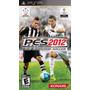 Original Jogo Pro Evolution Soccer Pes 2012 Da Konami Psp