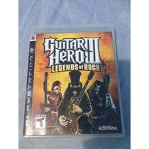 Guitar Hero Iii - Legends Of Rock Ps3