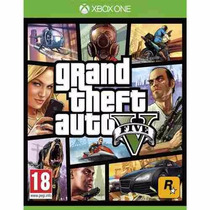 Gta V - Xbox One - Offline - Mídia Digital