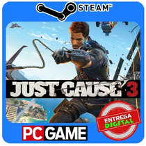 Just Cause 3 Steam Cd-key Global
