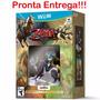 The Legend Of Zelda Twilight Princess Hd + Amiibo Wii U
