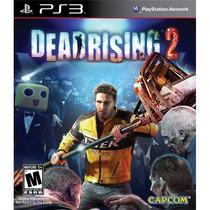 Dead Rising 2 Playstation 3 Ps3 Bluray Frete R$7,00