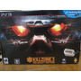 Killzone 3 Helghast Edition Ps3 Playstation Sony Capacete