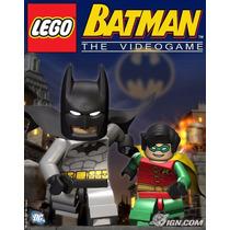 Lego Batman The Videogame Xbox 360 Platinum Hits A5454