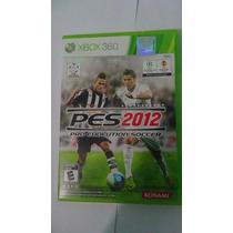 Jogo Pes 2012 - Xbox 360 (original)