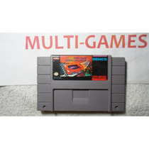 Top Gear 3000 Para Super Nintendo