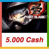 Point Blank - Cartão De 5.000 Cash - Envio Imediato