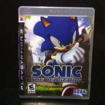Sonic The Hedgehog - Ps3 Bom Estado