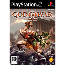Patch God Of War 1 E 2 Legendados Português Ps2 Frete Gratis