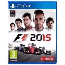 F1 2015 Ps4 Vip Digital Com Garantia