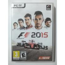 F1 2015 Dublado !!! Frete Grátis !!!