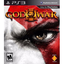 God Of War 3 Iii Gow 3 Português Ps3 Mídia Física Lacrado