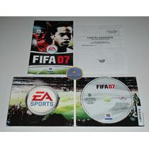 Fifa 07 Futebol Jogo Pc Em Português Produto Original