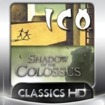 Ps3 Ico + Shadow Of The Colossus A Pronta Entrega