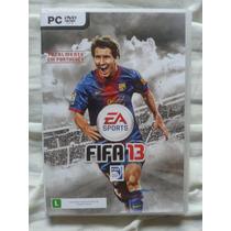 Jogo Fifa 13 Para Pc Original