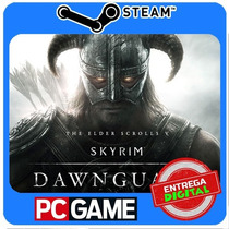 The Elder Scrolls V: Skyrim - Dawnguard Dlc Pc Steam Cd-key