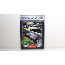 Jogo Need For Speed Most Wanted Original Playstation 2 Ps2