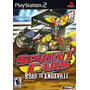 Patch Sprint Cars Road To Knoxville Ps2 Frete Gratis