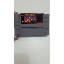 Fitas De Super Nintendo Firepower 2000 Original