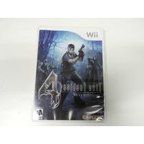 Resident Evil 4 Wii Edition Americano Usa Wiiu