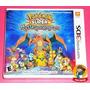 Pokémon Mystery Dungeon Jogo Nintendo 3ds Novo Lacrado
