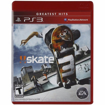 Skate 3 Playstation 3 Mídia Física Ps3