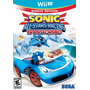 Sonic De Corrida All Stars Racing Transformed Wii U - Novo