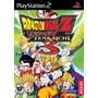 Dragon Ball Z Budokai Tenkaichi Patch 3 Play2 / Ps2