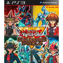 Yu-gi-oh! Millennium Duels Ps3 - Código Psn Envio Via Email