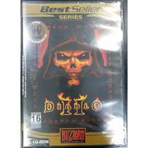 Diablo 2 + Expansão Jogo Pc Original Lacrado