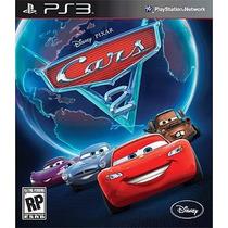 Jogo Carros 2 - Playstation 3
