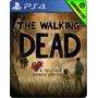 The Walking Dead: 1º Temporada Completa - Ps4 - Primaria