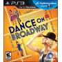 Dance On Broadway Move Ps3 Original Lacrado C/ Selo Garantia