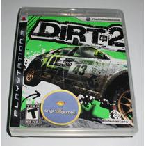 Dirt 2 | Simulação | Corrida | Jogo Ps3 | Produto Original