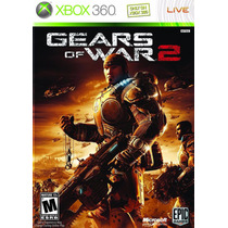 Gears Of War 2 Xbox 360 Original