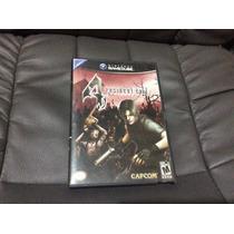 Resident Evil 4 - Frete Grátis - Americano - Game Cube