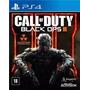 Call Of Duty Black Ops 3 Iii Ps4 Cod Português Midia Fisica